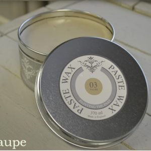 Painting the Past paste wax taupe wax taupe