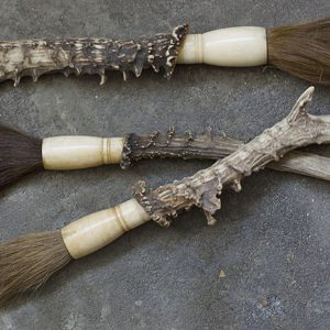 Deer Handle Brush