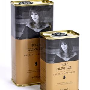 Pure Olive Oil bij Pascale Naessens