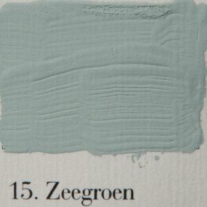 'l Authentique 15.Zeegroen