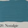 'l Authentique krijtverf 20. Nostalgie