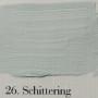 'l Authentique krijtverf 26. Schittering