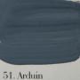 'l Authentique krijtverf 51. Arduin