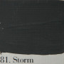 'l Authentique krijtverf 81. Storm