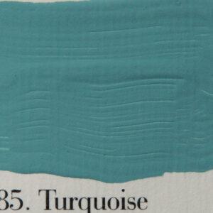 'l Authentique krijtverf 85. Turquoise