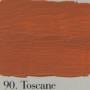 'l Authetnique krijtverf 90. Toscane