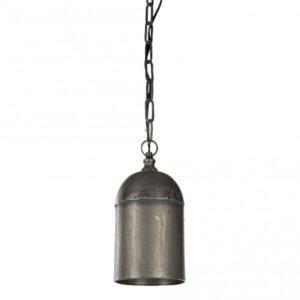 ijzeren lamp vorm bel