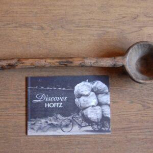 Hoffz oude houten lepel 't Maaseiker Woonhuys