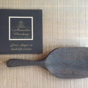 Aura Peeperkorn houten rijstlepel 't Maaseiker Woonhuys