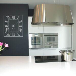Luxe muursticker model Times 't Maaseiker Woonhuys