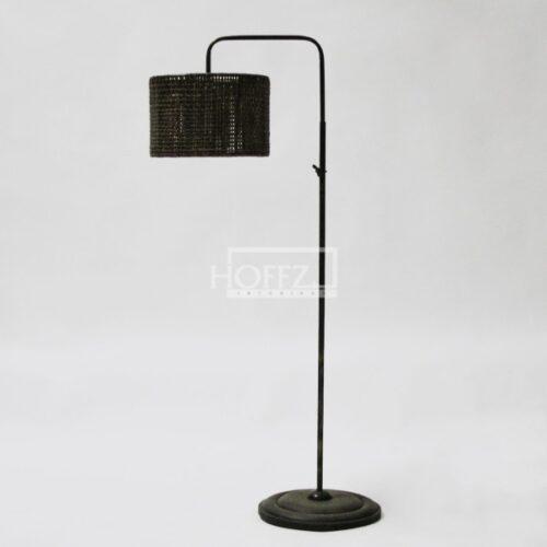 Hoffz staande lamp gebogen 't Maaseiker Woonhuys