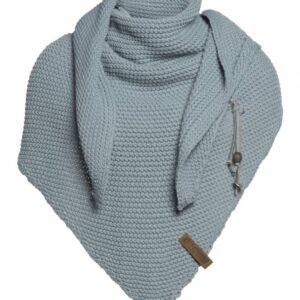 Knit Factory omslagdoek kleur Stone 't Maaseiker Woonhuys