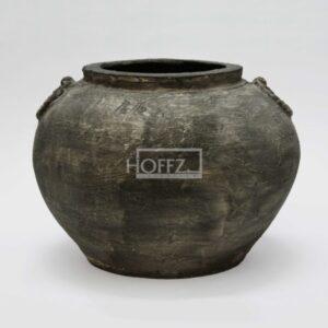 Hoffz kruik antique black 't Maaseiker Woonhuys
