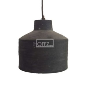 Hoffz hanglamp keramiek 't Maaseiker Woonhuys