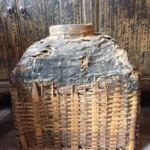 Aura Peeperkorn oil basket XL 't Maaseiker Woonhuys