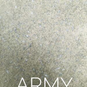 L'Authentique betonlookverf kleur Army 't Maaseiker Woonhuys