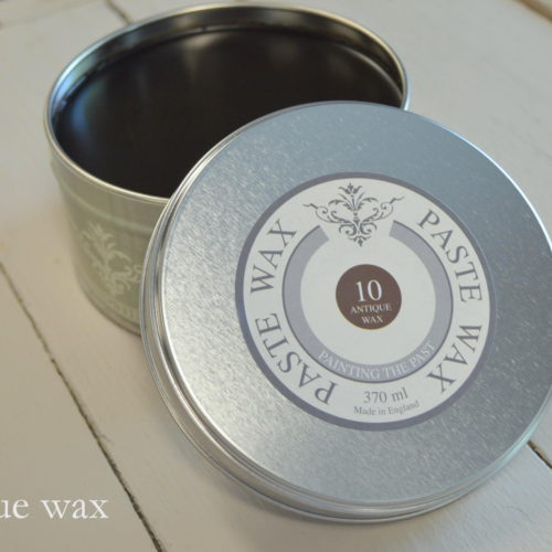 Painting the Past antique wax 't Maaseiker Woonhuys