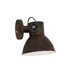 wandlamp roest 't Maaseiker Woonhuys