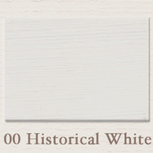 Painting the Past 00 Historical White 't Maaseiker Woonhuys
