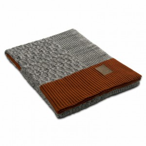 Knit factory, plaid Joep, rood