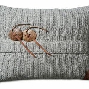Knit Factory Arlan licht grijs