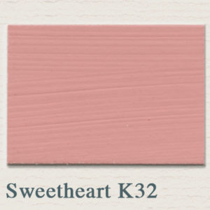 Painting the Past Sweetheart K32