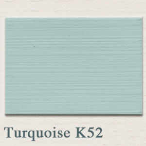 Painting the Past Turquoise K52