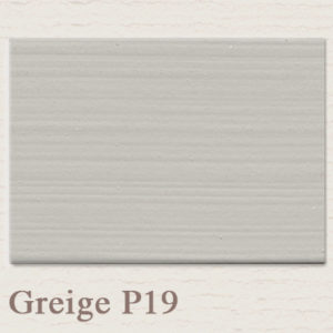 Painting the Past Greige P19