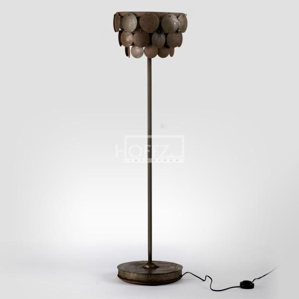 Hoffz staande lamp met schijfjes