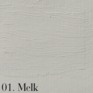 'l Authentique krijtverf 01. Melk
