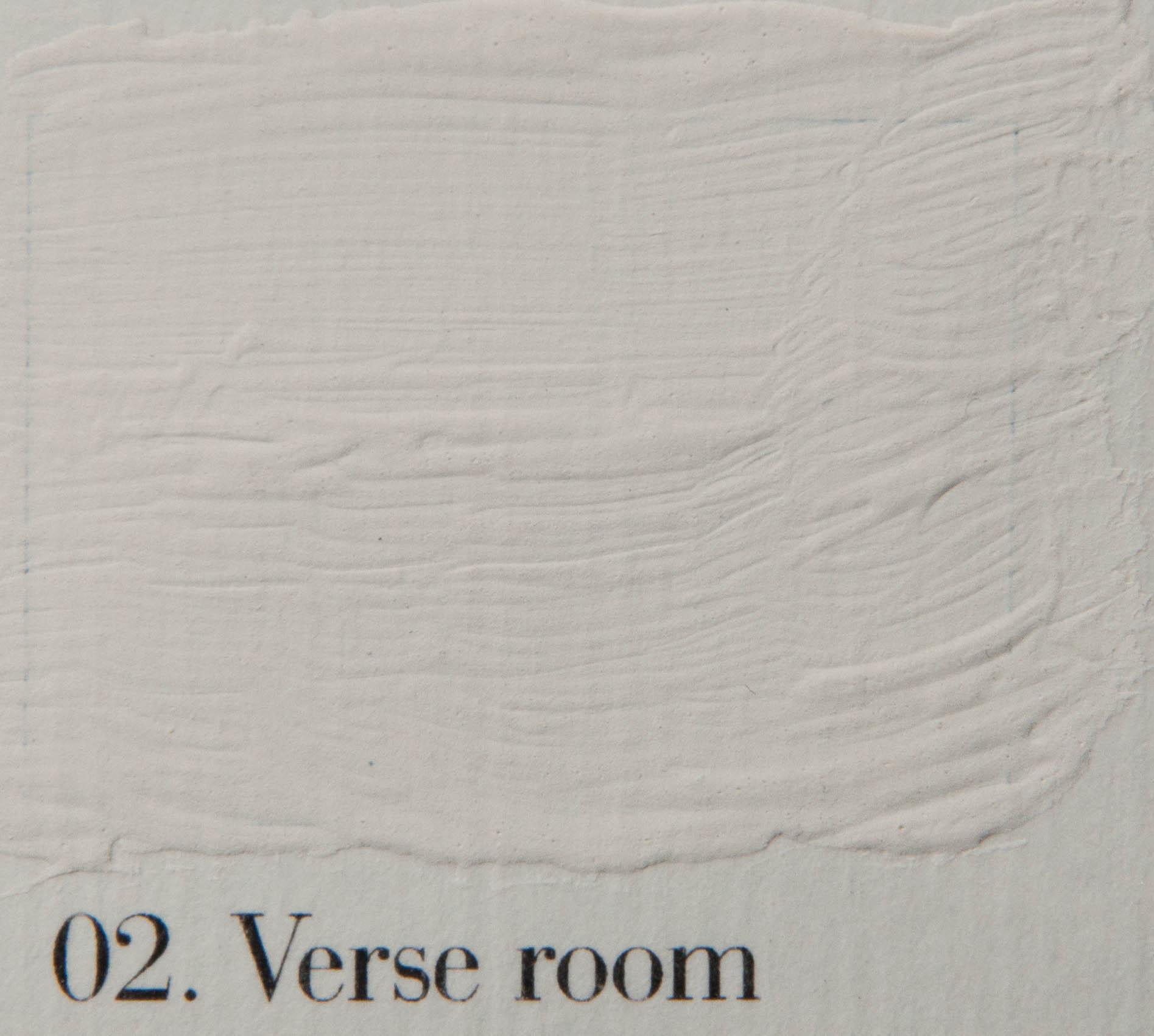 'l Authentique krijtverf 02. Verse room