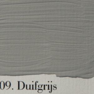 'l Authentique krijtverf 09. Duifgrijs