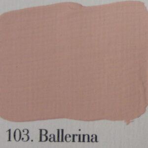 'l Authentique krijtverf 103. Ballerina