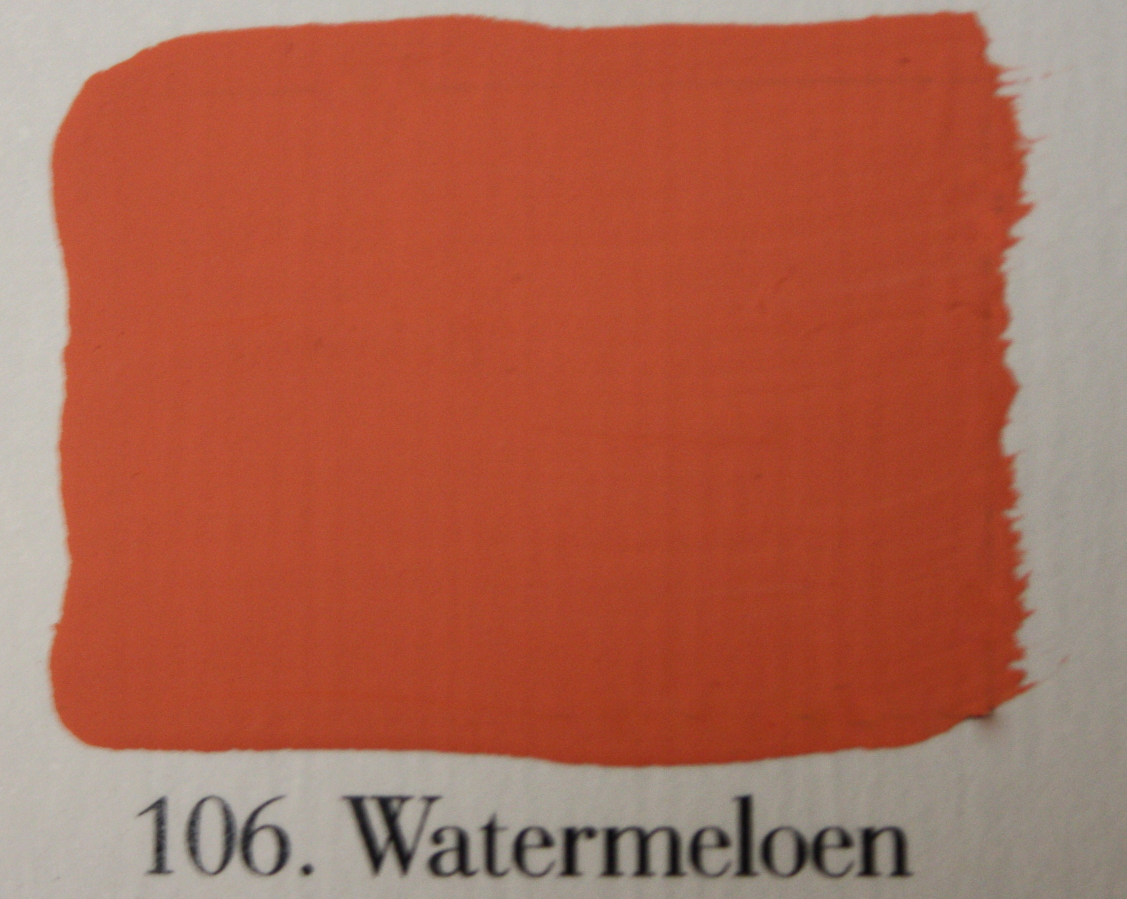 'l Authentique krijtverf 106. Watermeloen