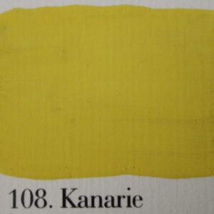 'l Authentique krijtverf 108. Kanarie