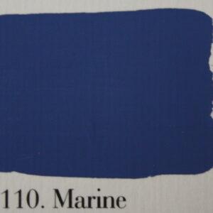 'l Authentique krijtverf 110. Marine