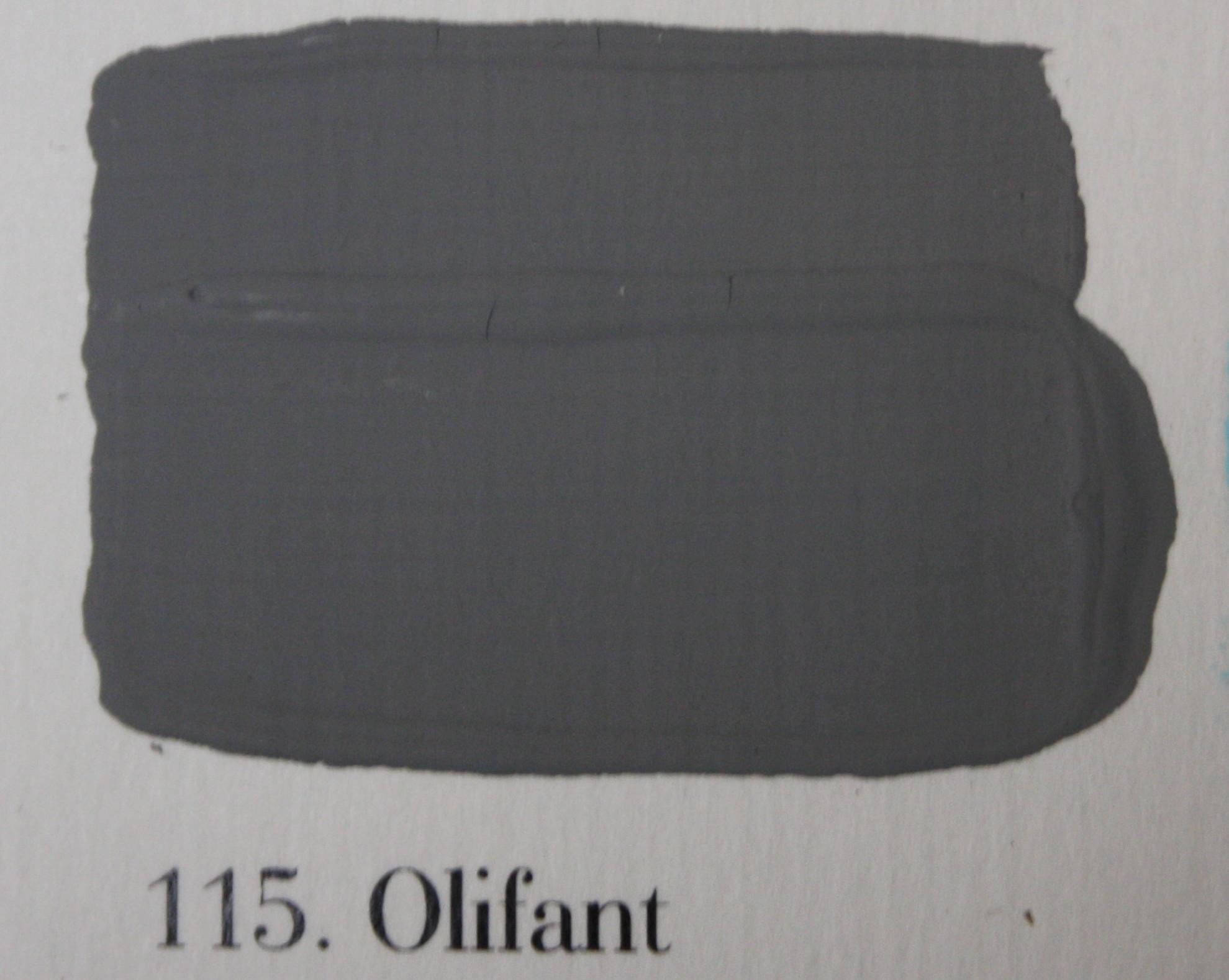 'l Authentique115. Olifant