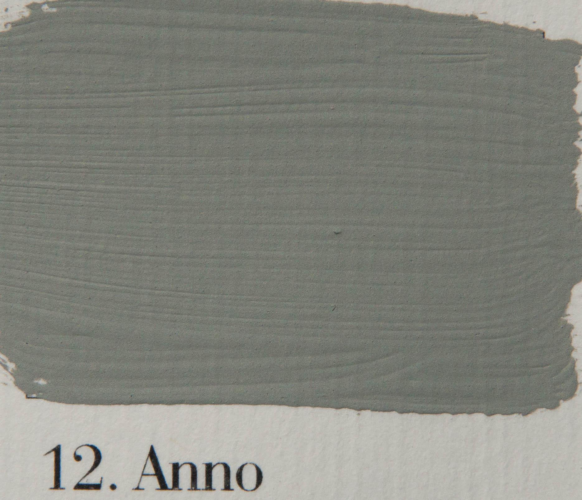 'l Authentique krijtverf 12. Anno