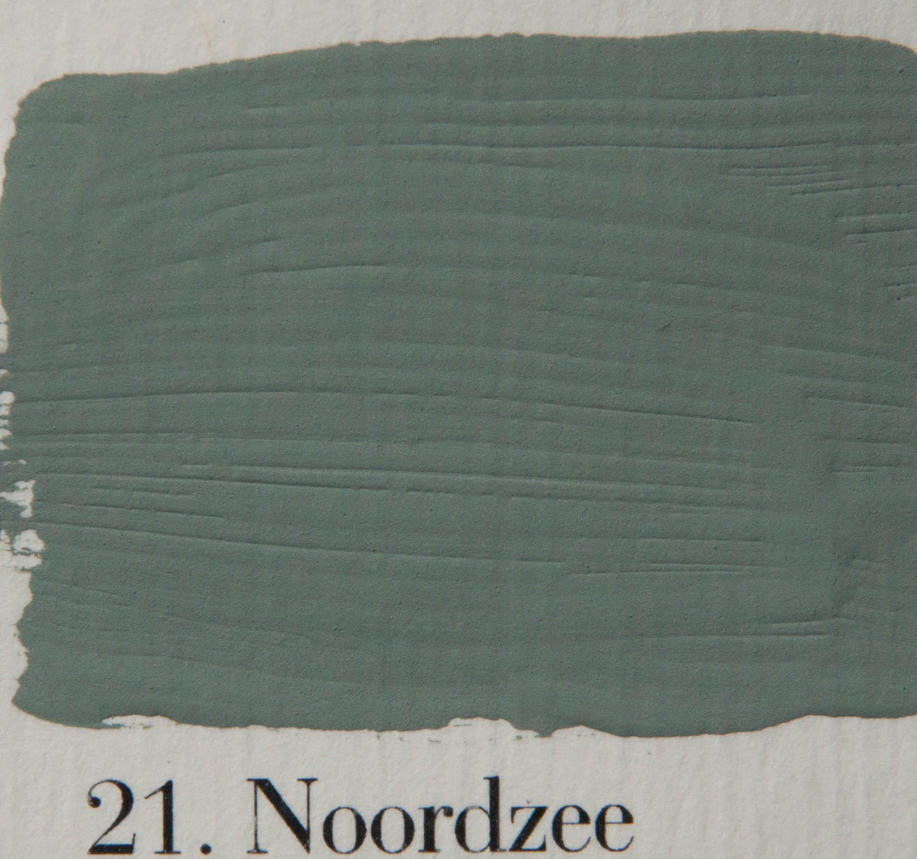 'l Authentique krijtverf 21.Noordzee