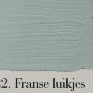 'l Authentique krijtverf 22. Franse luikjes