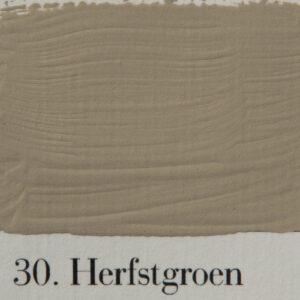 'l Authentique krijtverf 30. Herfstgroen