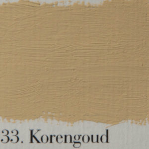 'l Authentique krijtverf 33. Korengoud
