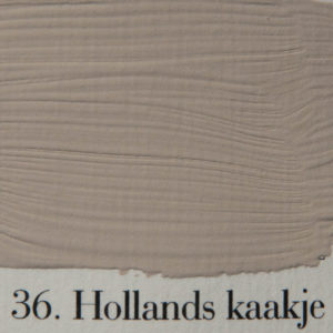 'l Authentique krijtverf 36. Hollands kaakje