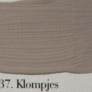 L' Authentique kalkverf verf 37. Klompjes