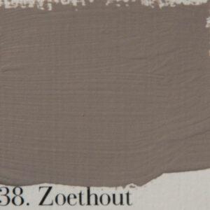 'l Authentique krijtverf 38. Zoethout