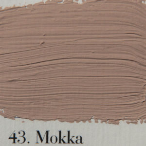 L' Authentique kalkverf 43. Mokka