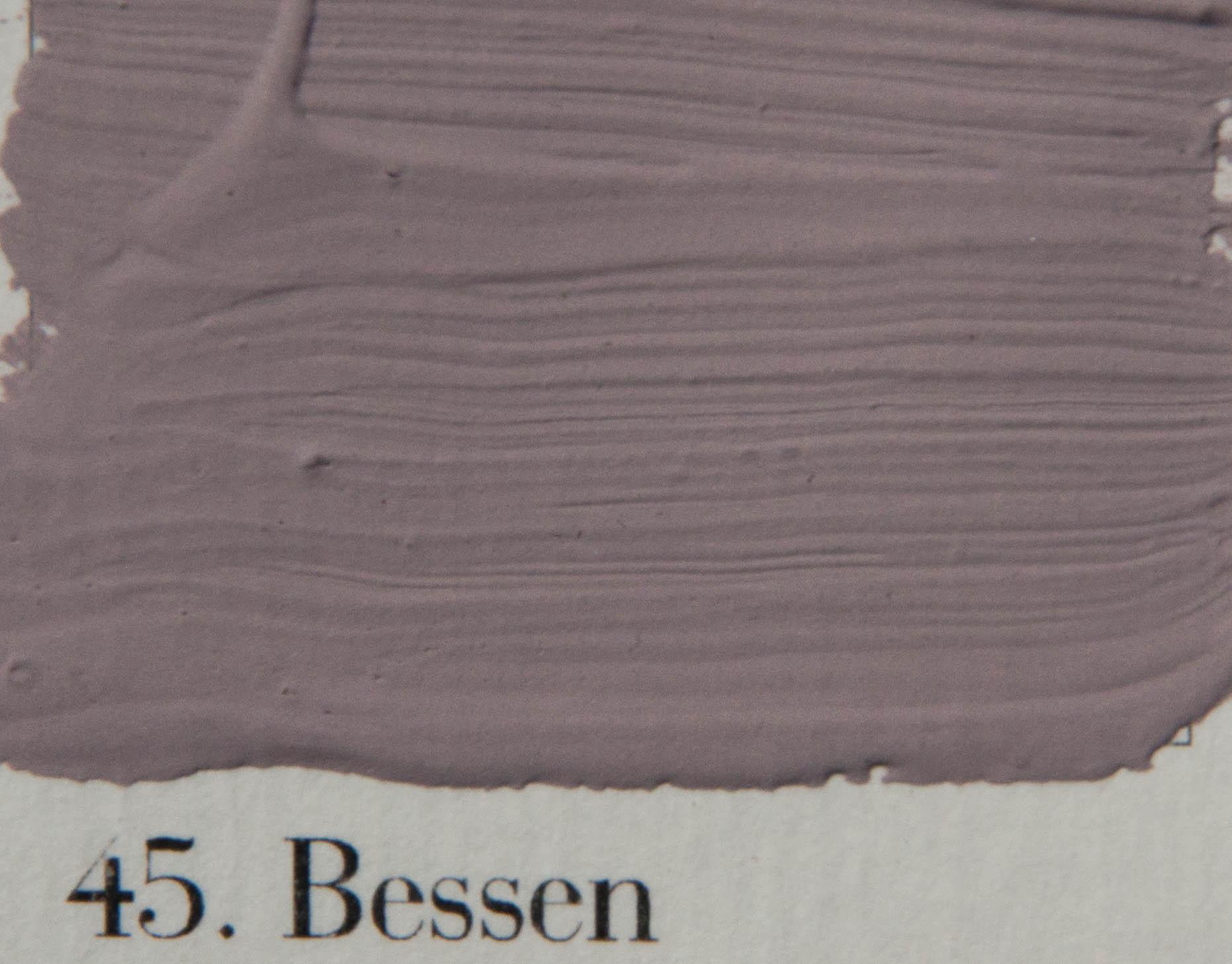 'l Authentique krijtverf 45. Bessen
