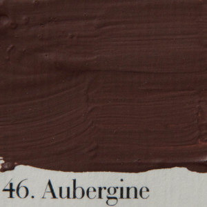 'l Authentique krijtverf 46. Aubergine