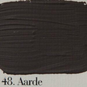 'l Authentique krijtverf 48. Aarde