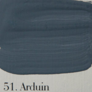 'l Authentique krijtverf 51. Arduin